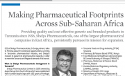 Pharmaceutical Footprints - Forbes