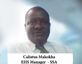 Calistus Makokha